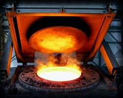 Pillar Induction Furnace
