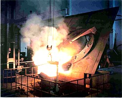 Steel Shell Furnace